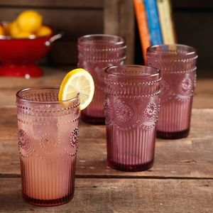 The Pioneer Woman Set Of 3 Glass Cups